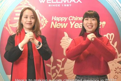 Best New Year Wishes from WELLMAX to You